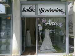 Свадебный салон «Ana» в Баре