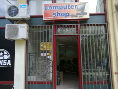 Магазин «Komputer shop» в Баре