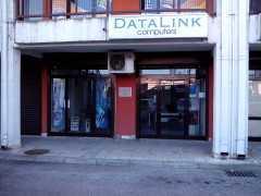 Магазин компьютерного оборудования «Data Link» в Подгорице