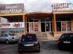 Салон мебели «Popović» в Подгорице