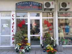 Цветочный салон «Rajska Ptica»