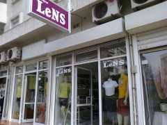 Магазин «Lens» в Баре