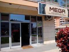 Магазин занавесок «Mega» в Подгорице