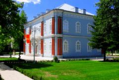 Голубой дворец в Цетинье