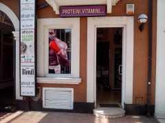 Магазин спортивного питания «Ultimate Nutrition» в Подгорице