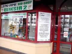 Магазин лекарственных трав «Eliksir 2» в Подгорице