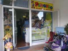 Магазин детской одежды «Pinokio» в Баре