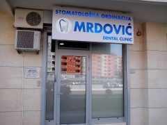 Стоматология «Mrdović» в Подгорице