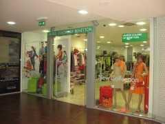 Магазин стильной одежды «Beneton3» в Будве