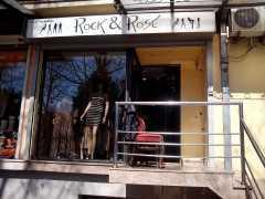 Бутик женской одежды «Rock & Rose» в Подгорице