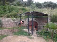 Отель для домашних животных «Sustaš» в Баре