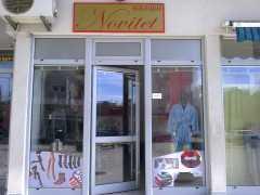 Магазин текстиля «Novita» в Баре