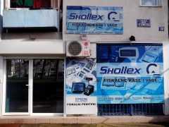 Магазин кассовых аппаратов и весов «Shollex» в Подгорице