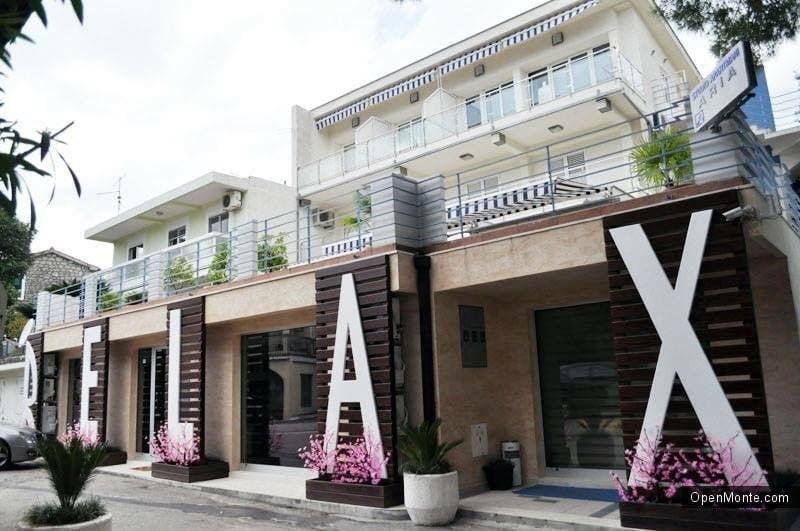 Продажа/покупка бизнеса в Черногории: Продается готовый действующий бизнес - салон красоты премиум класса в центре Херцег-Нови