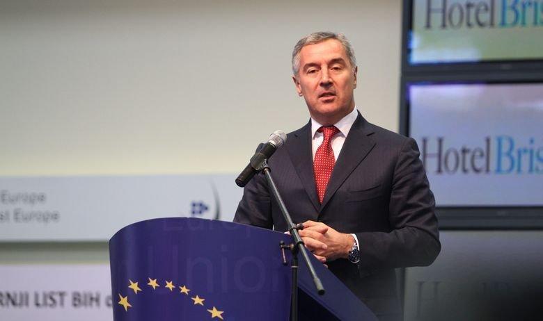 Новости Черногории: Мило Джуканович: «Попытка переворота в Черногории - это послание Москвы ЕС и НАТО»