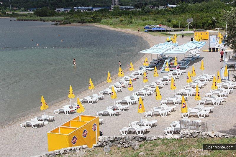 Отдых в Черногории: Калардово – пляж Черногории, до которого стоит доехать