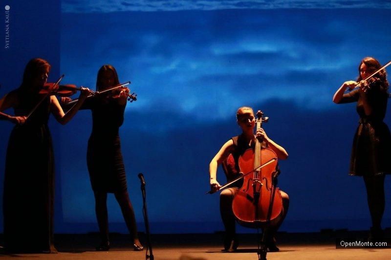 Новости Черногории: Dukley European Art Community отметило год работы в Черногории