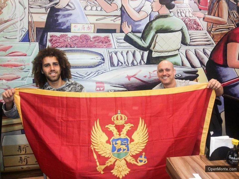 Новости Черногории: О Черногории: В Черногорию приедет бразилец, всегда мечтавший в об этой стране