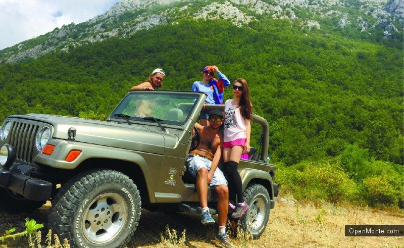 Бизнес в Черногории: О Черногории: Летний офис в Баре: страсть по-черногорски