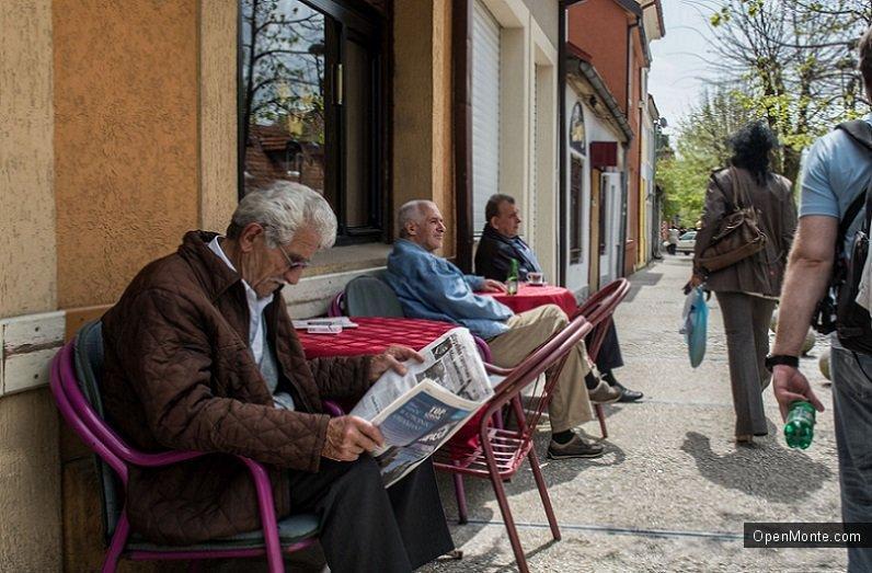 Проживание в Черногории: О Черногории: Черногорское «polako»
