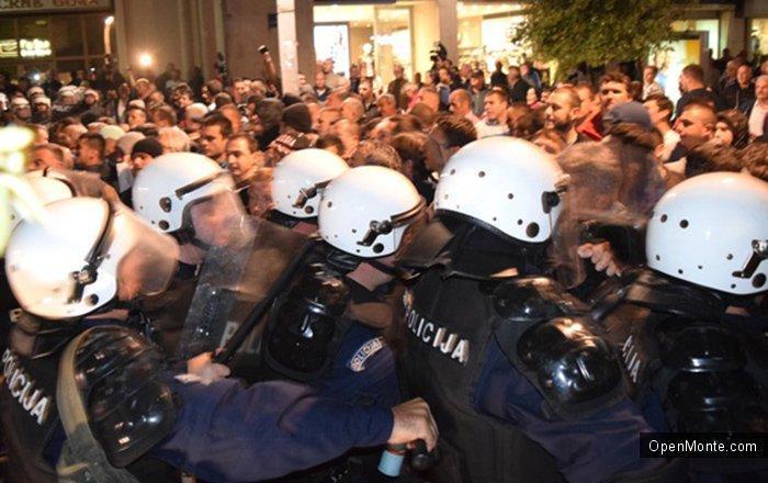 Новости Черногории: Премьер Черногории уверен, что целью протестов в столице является разрушение государственного суверенитета
