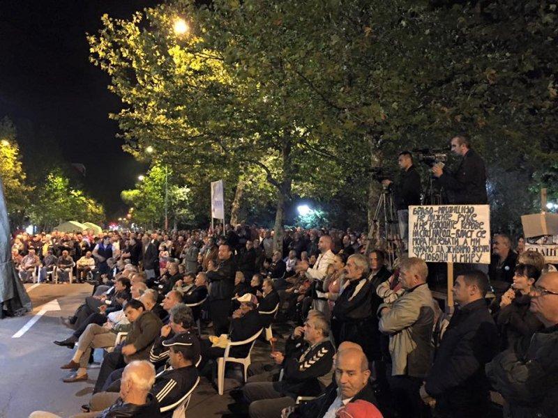 Новости Черногории: Обеспечение порядка на акции протеста стоило бюджету Черногории 550 тыс евро