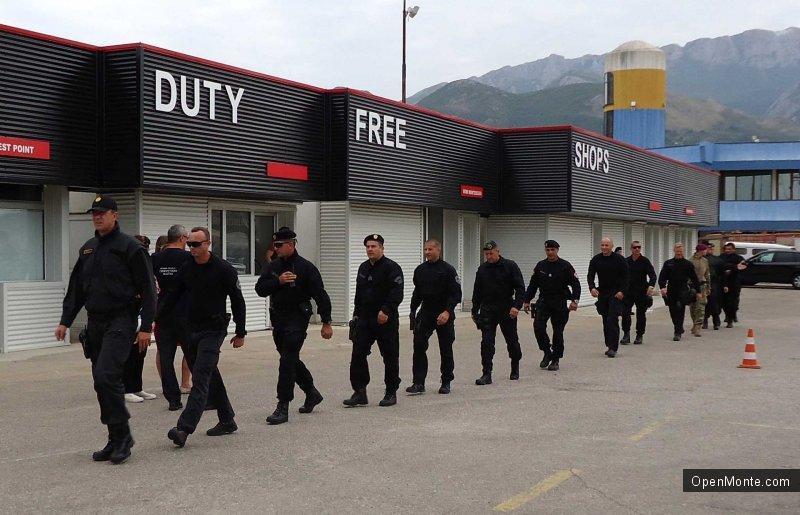 Новости Черногории: В черногорском Баре с успехом прошли антитеррористические учения