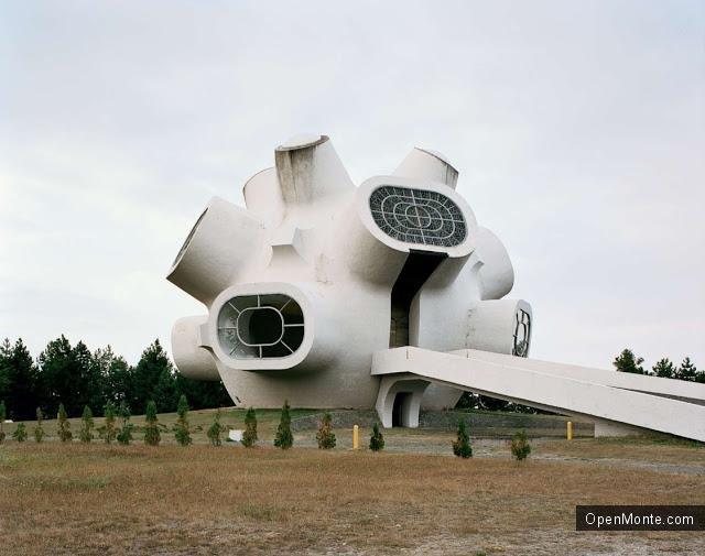 Не только Черногория: Югославские памятники, которые выглядят, как-будто они из фантастического фильма
