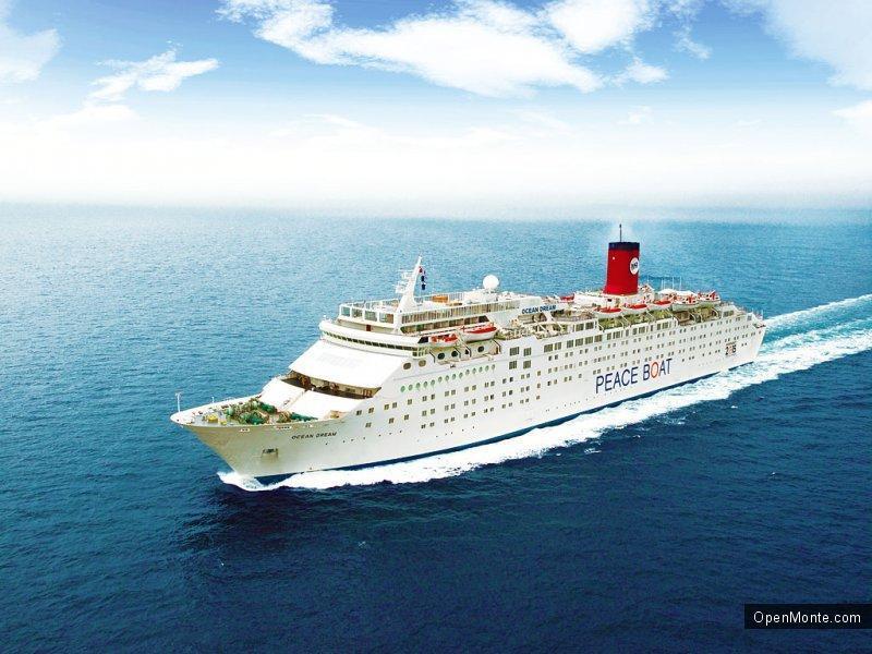 Новости Черногории: В октябре в Котор придет корабль мира «Peace boat»