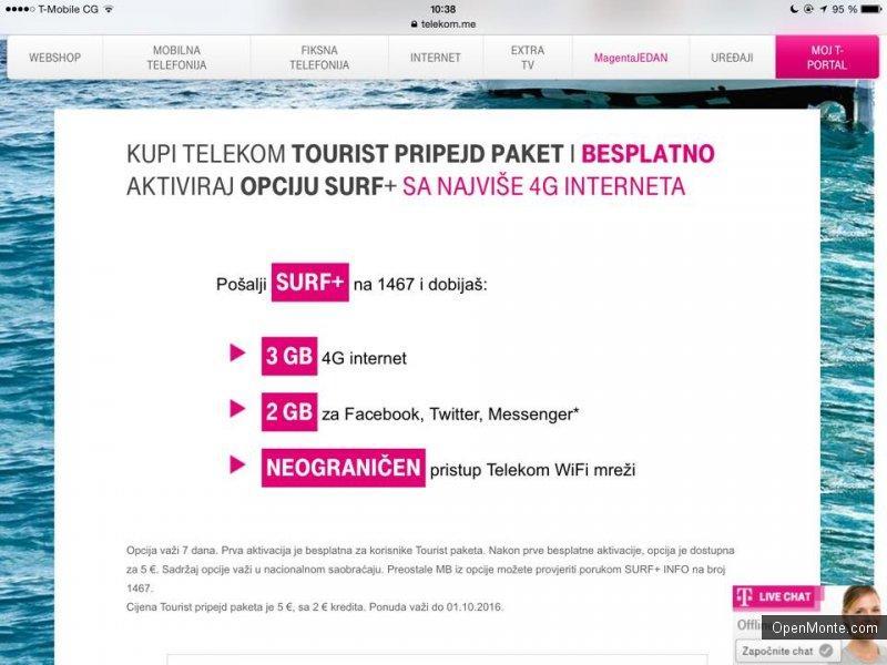 Отдых в Черногории: Мобильная связь в Черногории для туристов: инструкции и советы