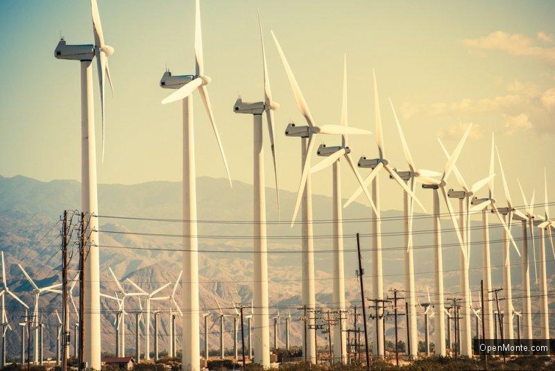 Новости Черногории: Скоро в Черногории построят первую ветряную электростанцию