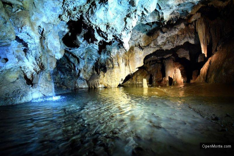 Новости Черногории: Открывается для посещения Липская пещера - новая достопримечательность Черногории