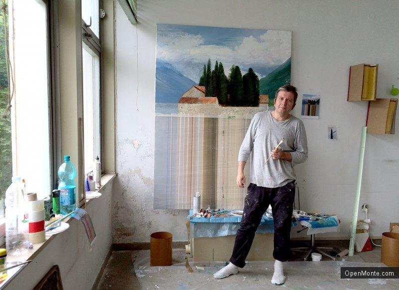 Люди Черногории: Художник Игорь Гусев: Черногория очень похожа на мою родную Одессу