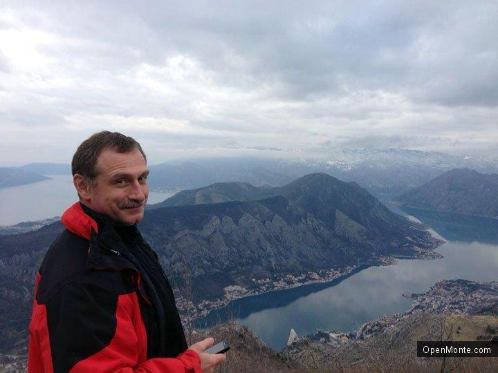 Люди Черногории: Михаил Тимонов: «Вкусная Черногория»