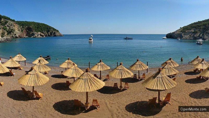 О Черногории: Компания «Royal Group» из ОАЭ отказалась от инвестпроекта на «Пляже королевы» в Черногории