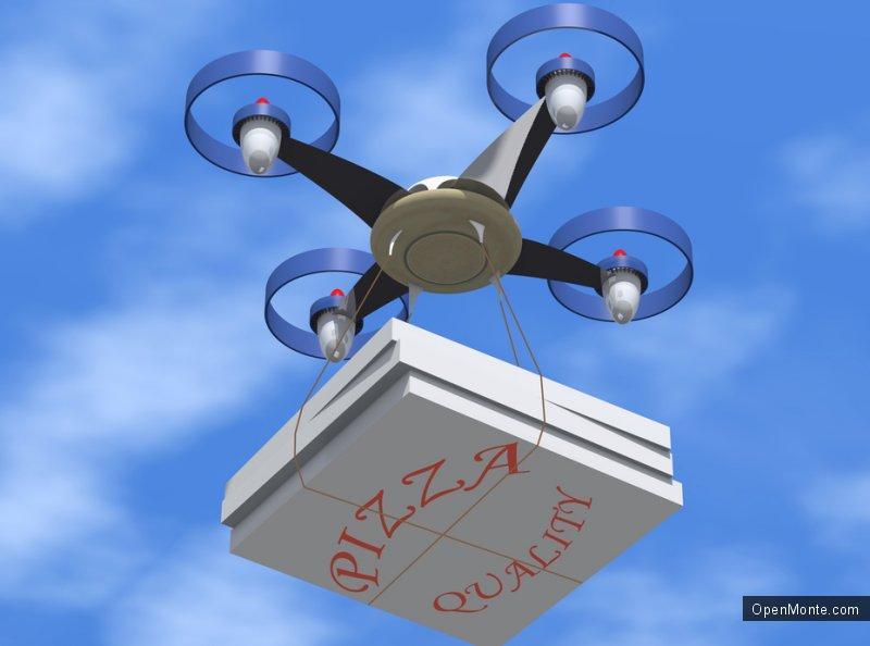 Это интересно: В Москве планируют использовать дроны для доставки пиццы и почты