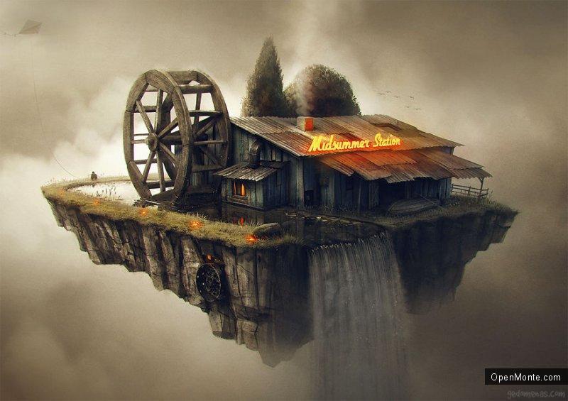 Это интересно: О Черногории: Необычные картины для людей и о людях