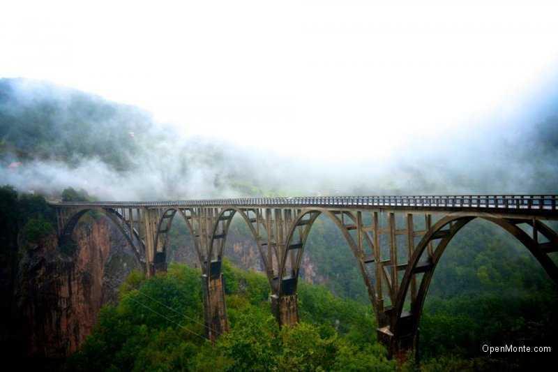 О Черногории: Мосты Черногории: они такие разные, они всегда завораживают
