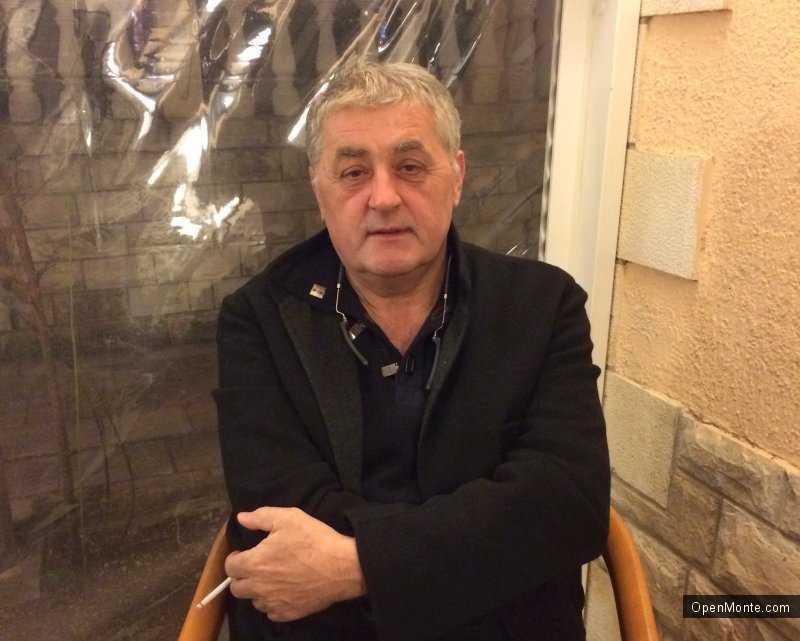 Люди Черногории: О Черногории: Душан Радович: Херцег-Нови был вторым городом в Югославии, мы надеемся вернуть ему былую славу