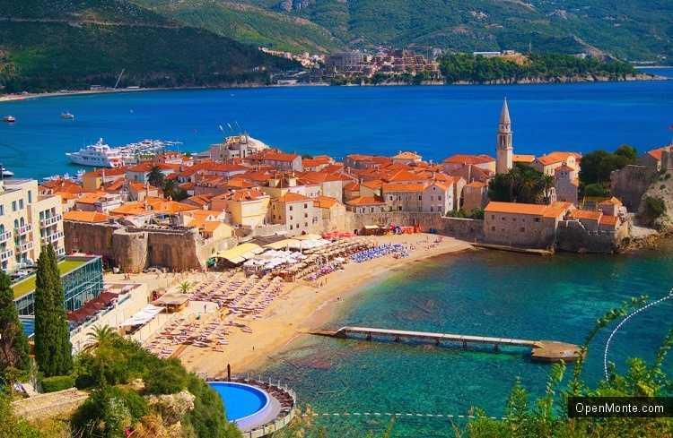 Отдых в Черногории: Семь пляжей Будванской ривьеры: личный опыт
