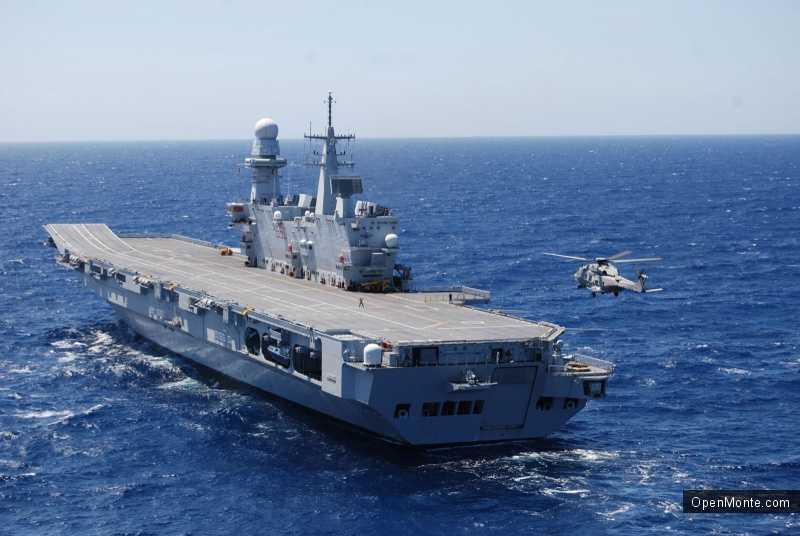 Новости Черногории: В Которский залив впервые зайдет авианосец НАТО