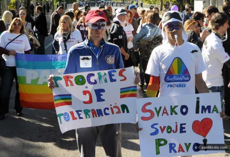 Новости Черногории: 26 октября в Подгорице состоятся гей-парад и марафон