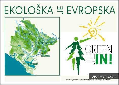 Новости Черногории: Туризм является основным загрязнителем природы Черногории