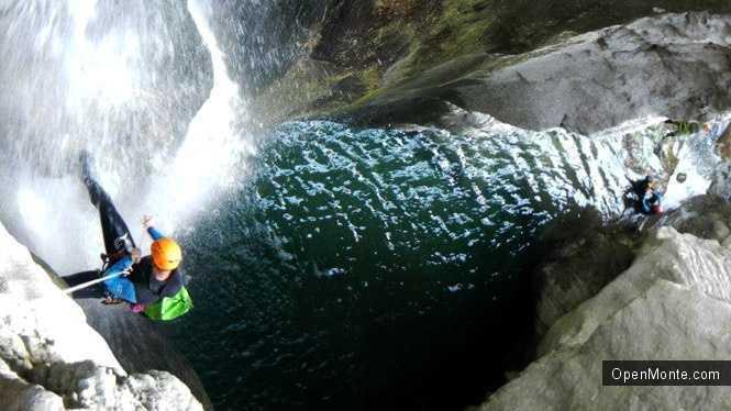 Новости Черногории: Черногорские альпинисты спасли 18 сербских туристов в каньоне Невидио