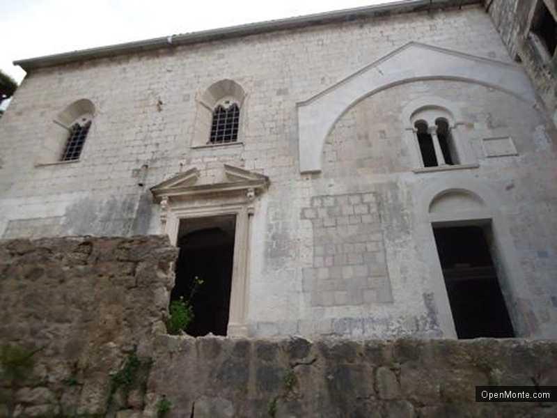 Новости Черногории: В Которе вновь откроется церковь Святого Павла