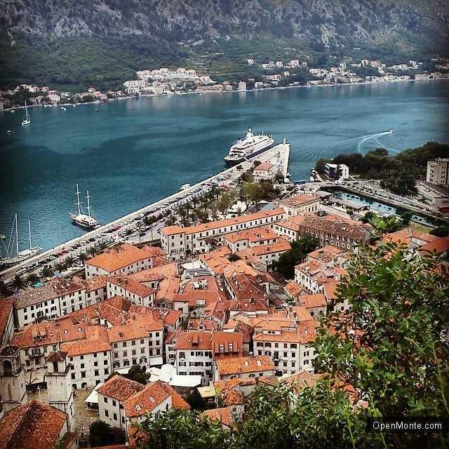 О Черногории: заголовок