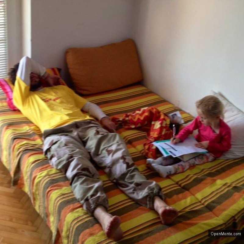 Проживание в Черногории: Евген Попов: Началось все с того, что я не планировал бежать никаких марафонов