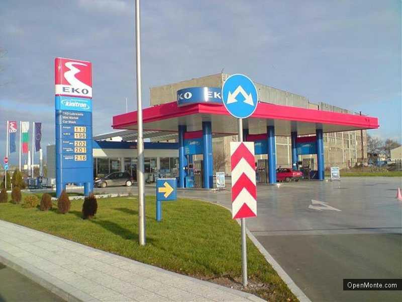 Новости Черногории: Осторожно, на автозаправке ЕКО в Будве обманывают