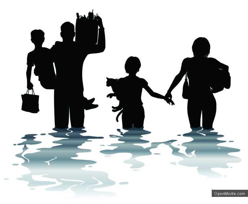 Новости Черногории: Черногория шлет гуманитарную помощь Сербии для ликвидации последствий наводнений
