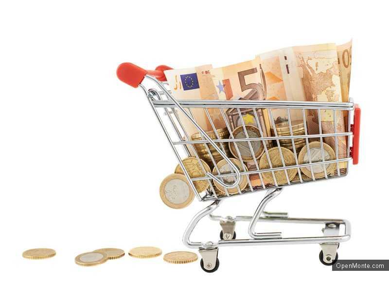 Новости Черногории: Стоимость потребительской корзины в Черногории снизилась